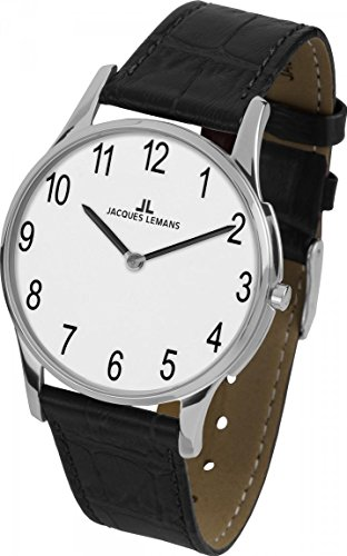 Jacques Lemans LONDON 1-1938D Wristwatch for women Flat & light