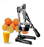 Tramontina Heavy-Duty Commercial-Grade Citrus Press, Black