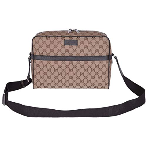Gucci GG Canvas Cross Body Shoulder Bag 449173