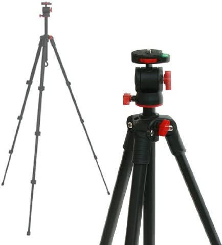 Vonjean Vt-340m 50 Inch Light Weight Tripod for Digital Camera Mirrless