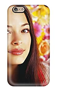 Scott Duane knutson's Shop Tpu Phone Case With Fashionable Look For Iphone 6 - Kristin Kreuk Canadian Tv Actress 5023523K94011726