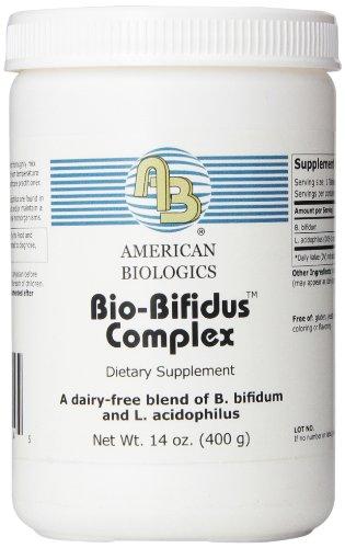 American Biologics Bio-Bifidus, 14 Ounce