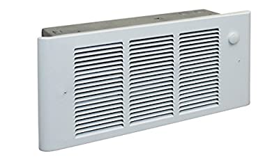 QMark GFR1500t2f Surface or Recessed Wall Mounted Register Style Electric Residential Wall Heater
