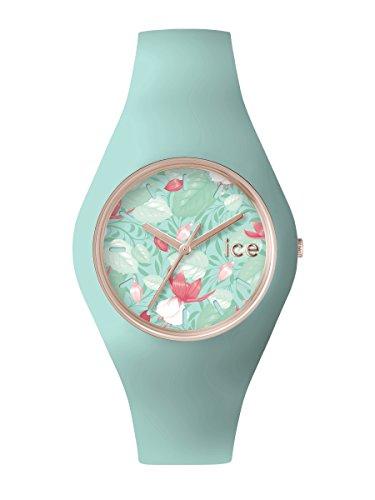 Ice Flower - Ice-Watch - ICE-FLOWER - Eden - Unisex Size (43mm) silicone analog womens watch