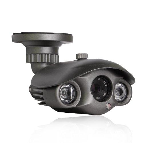 ANRAN Surveillance High Resolution 700TVL EFFIO-E CCD IR Long Range Weatherproof CCTV Security Camera, Best Gadgets