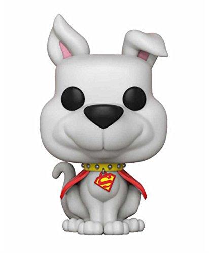 Funko DC- Krypto- Pop! Heroes: Specialty Series Standard -
