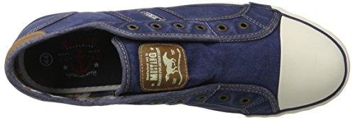Mustang Jeansblau Blu Sneakers 841 uomo da SwxB7rS6qY