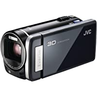 JVC GZHM960BUS Camcorder with 10x Optical Zoom and 3.5-Inch LCD Screen (Black) (Discontinued by Manufacturer)