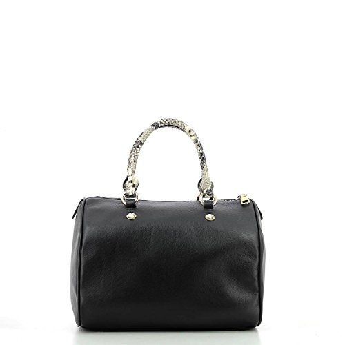 Bowling Bag Anjou in Leather