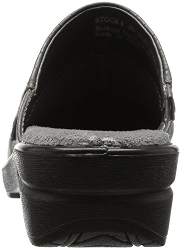Crocodile Street Women's Ozone Mule Easy Grey xRznXx