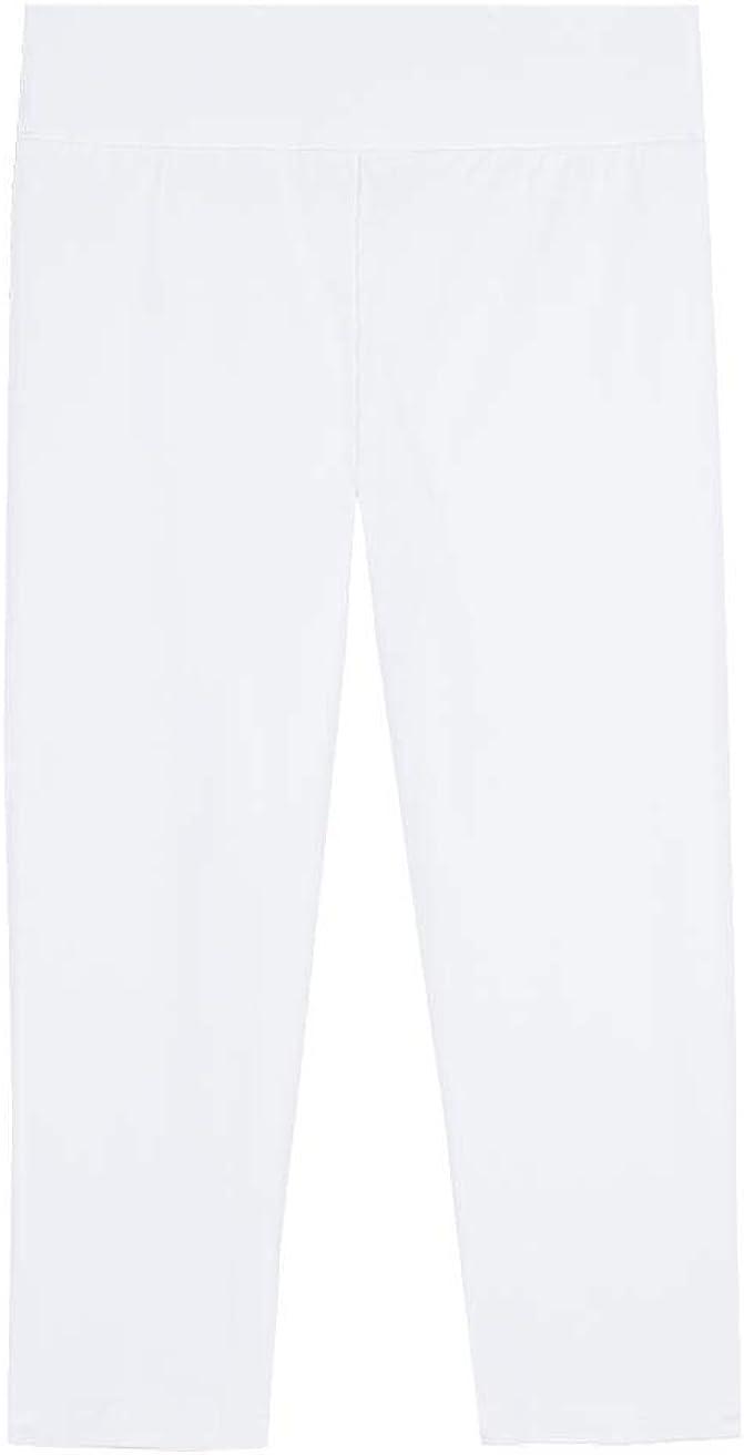 CALZEDONIA Femme Leggings Corsaire en Coton