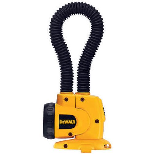 DEWALT DW919 18 Volt Flexible Floodlight, No Battery