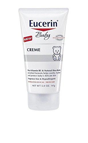 Eucerin Baby Creme Size 5z Eucerin Baby Creme 5z (Baby Eucerin Lotion)
