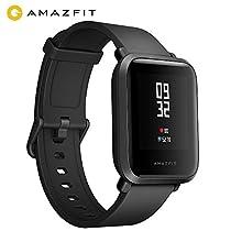 Amazfit Bip Xiaomi Smartwatch Monitore de activida Pulsómetro Ejercicio Fitness Versión Internacional