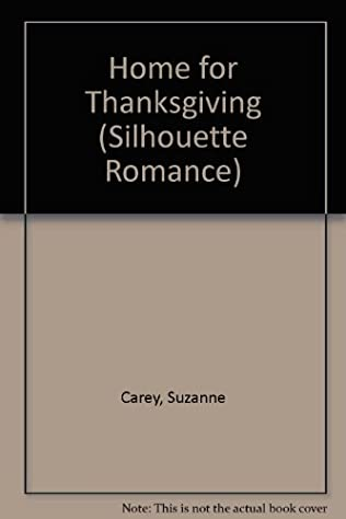 book cover of Home for Thanksgiving