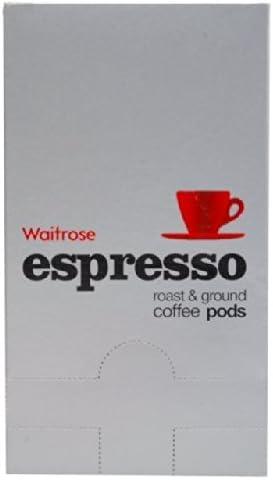 Espresso Pods Waitrose 18 Per Pack Amazoncouk Grocery