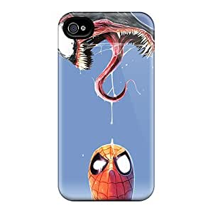 For Oqp8358KWSs Spiderman And Venom Protective Cases Covers Skin/iphone 6 Plus Cases Covers
