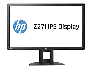 HP D7P92A8#ABA Z Display Z27i 27'' LED-Backlit LCD Monitor, Black from Hewlett Packard
