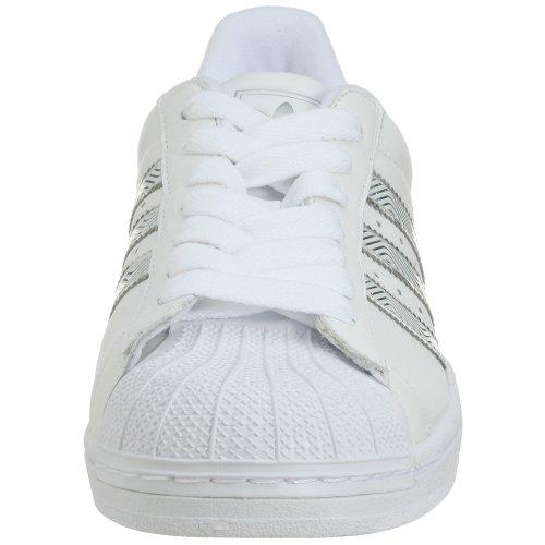 timeless design cb539 0a9e1 Adidas Superstar Silber Streifen ohne-papa.de