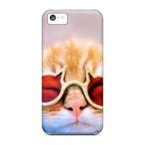 For Iphone Cases, High Quality Cool Cat For Iphone 5c Covers Cases