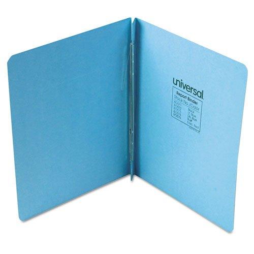 Pressboard Report Cover Light (Universal 11x8.5 Inches Cloth-Bound Hinges Pressboard Report Cover, Light Blue (11702))