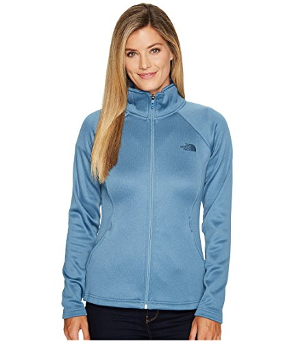 The North Face Women's Agave Full Zip Provincial Blue (Prior Season) ()