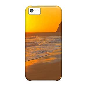 Protection Cases For Iphone 5c / Cases Covers For Iphone(maximum Sunset)