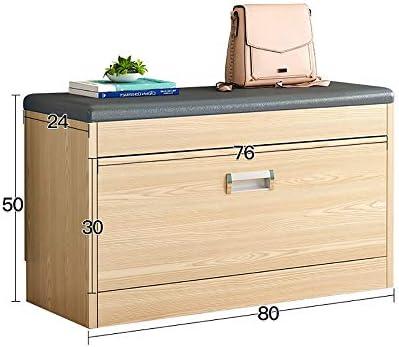 玄関ベンチ スツール 収納ベンチ 靴収納 ベンチ 快適さとスタイルパーフェクトのために玄関まず印象席で靴収納ベンチ エントランスベンチ 省スペース (色 : D2, サイズ : 90x24x50cm)
