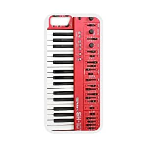 Synthesizer Diy iPhone 6 4.7 Inch Cell Phone Case White DIY Gift zhm004_0509665