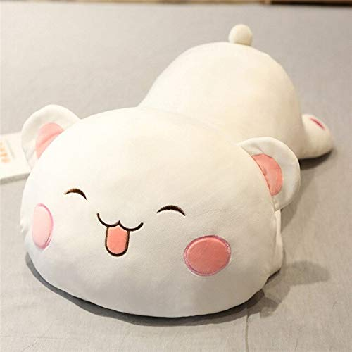 Plush Animal Cloud Pillow Toys Cute & Soft I Bear Holding Pillow Lovely Birthday Gift for Kids Doll New Must Haves BFF Gifts Childrens Favourites Superhero Cupcake Toppers Unboxing Box by LAJKS