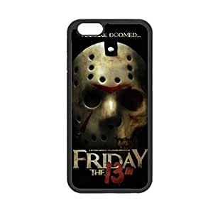 Generic Abstract Phone Cases For Kids Printing With Friday The 13Th For Soft Tpu Iphone 6 Plus 5.5 Inch Choose Design 4