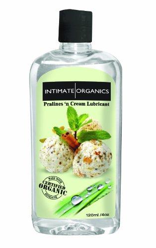Intimate Organics Pralines N 'Crème Lubrifiant 4 oz