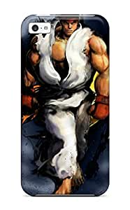 Case Cover Protector Specially Made For Iphone 5c Street Fighter 4 4 5903957K61490079