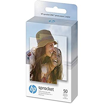 Amazon.com: Papel fotográfico HP Sprocket ...