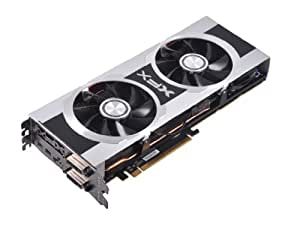 XFX AMD Radeon HD 7970 Black Edition 3GB GDDR5 2DVI/HDMI/2Mini DisplayPorts PCI-Express Graphics Cards FX797ATDBC;FX-797A-TDBC