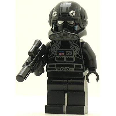LEGO Star Wars Minifig Imperial V-wing Pilot: Toys & Games