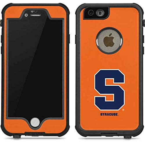 (Skinit Syracuse Orange iPhone 6/6s Waterproof Case - Officially Licensed Phone Case - Fully Submersible - Snow, Dirt, Water Protected iPhone 6/6s Cover)