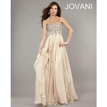 Jovani Dress 1560 Nude