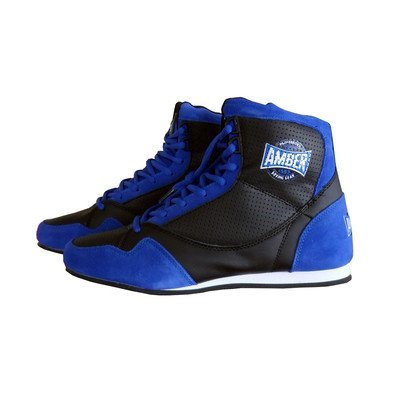 TrainMaxxe v1.0 Half Height Boxing Shoes Size: 10 by Amber