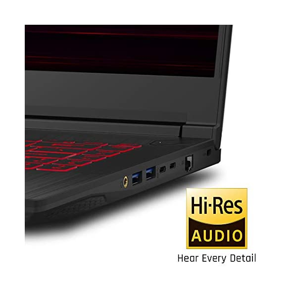 MSI GF65 Thin 10SDR-437IN Intel Core i7-10750H 10th Gen 15.6-inch Laptop(16GB/512GB NVMe SSD/Windows 10 Home/GTX 1660 Ti… -  - Laptops4Review