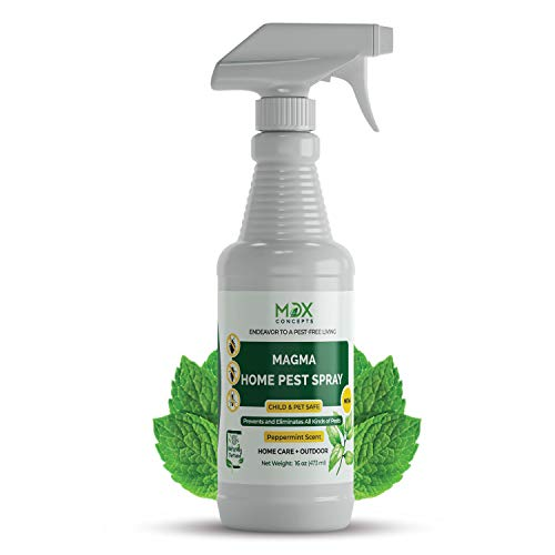 Mdxconcepts Organic Home Pest