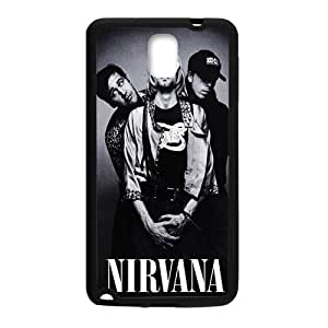 HDSAO Nirvana fashion durable Cell Phone Case for Samsung Galaxy Note3