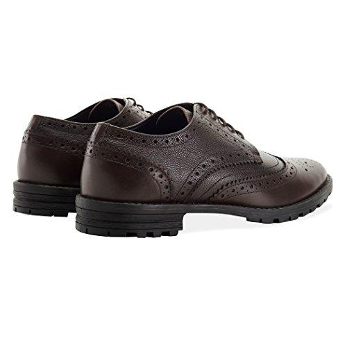 Redfoot Zapatos Oxford Marino Bleu I 45 (uk 11) qXXfpj1k