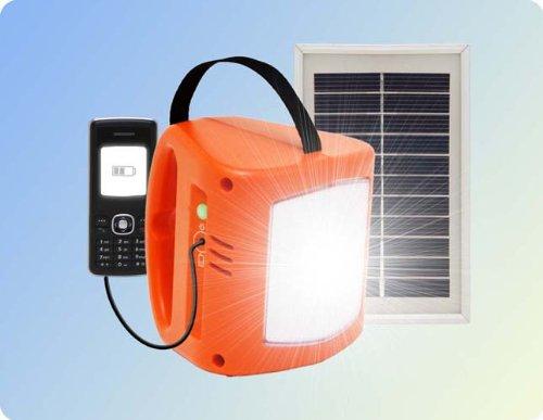 d.light S250 Solar LED Lantern, Outdoor Stuffs