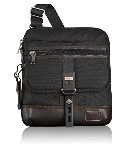 Tumi Alpha Bravo Annapolis Zip Flap, Hickory, One Size by Tumi