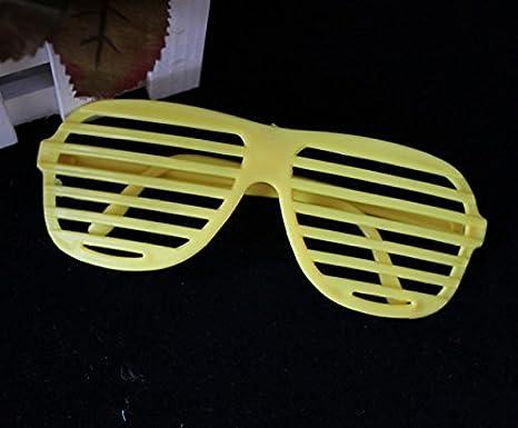 DAYAN Halloween Accesorios persianas gafas Fiesta de Photo ...