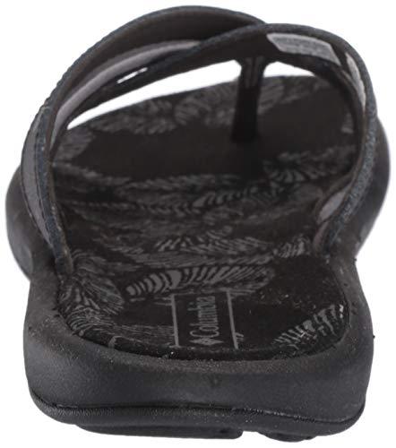 010 Eu Sandalias Steel Ii black Para Kambi Columbia 38 Grey Ti Negro Deportivas Mujer AfPqExwB