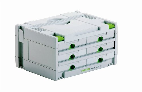 Festool 491984 Sortainer 6 drawers by Festool