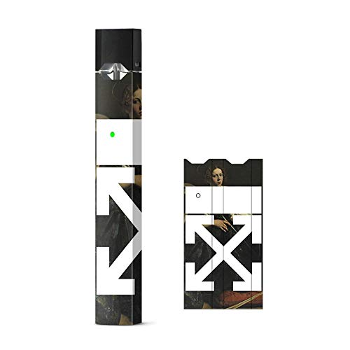 JUUL Skin - 3M Decal Sticker Vinyl Wrap - Off White