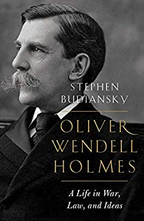 Book Cover: Oliver Wendell Holmes: A Life in War, Law, and Ideas